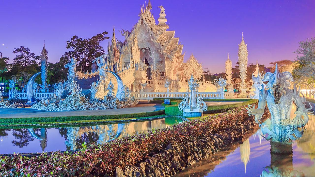Thai lan tour - bangkok - Chiang mai - Chiang Rai