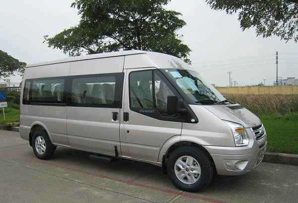 Hire 16-seat Ford Transit car